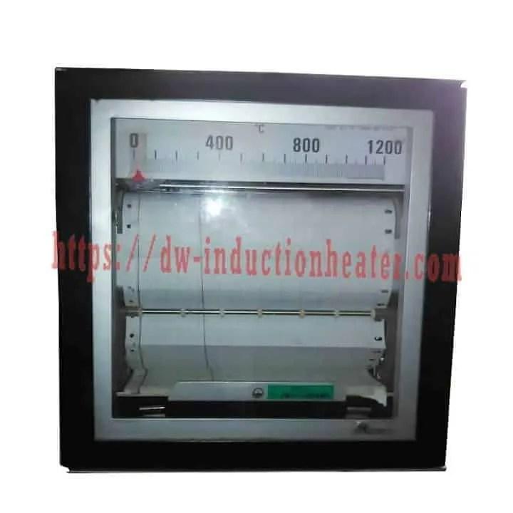 PWHT diagrammas ieraksta-pēc metināšanas termiskās apstrādes