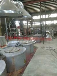 Aluminium Melting Furnace with induction,Aluminium ...
