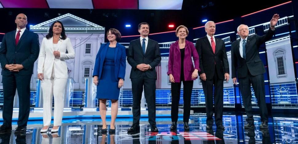 Snl Skewers Democrats In Hilarious Debate Sketch The