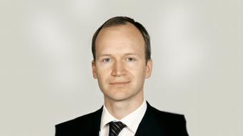"""Reinhard Müller, redactor invitado del diario """"Frankfurter Allgemeine Zeitung""""."""