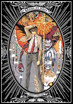 VIZ The Official Website for Death Note - death note