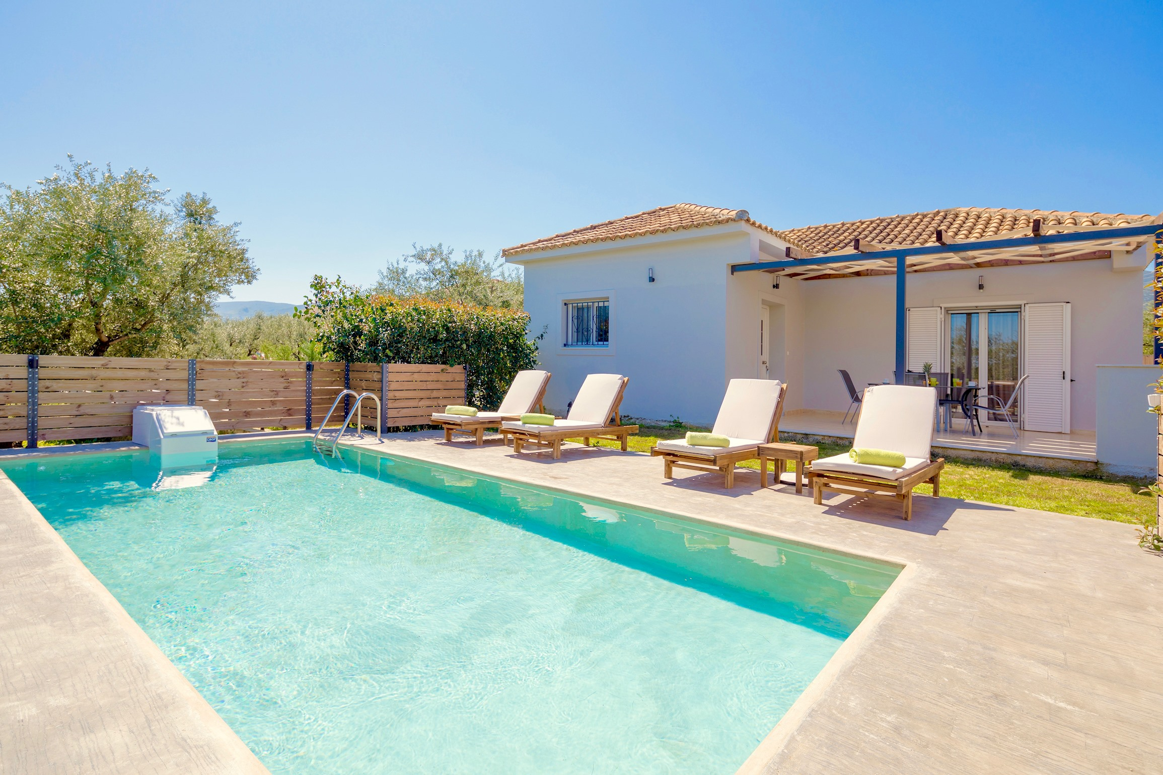 Ferienhaus Mit Pool Zakynthos Villa Daphne With Private Pool Zakynthos