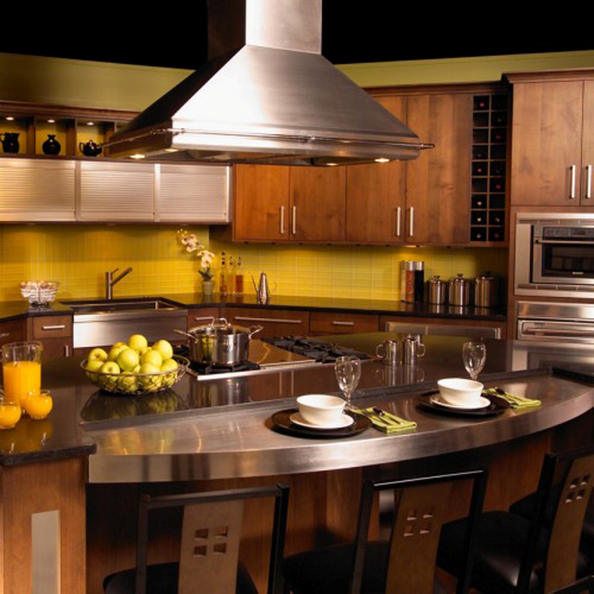Modern Restaurant Kitchen Design 21 Marvelous Italian Kitchen Decor Ideas