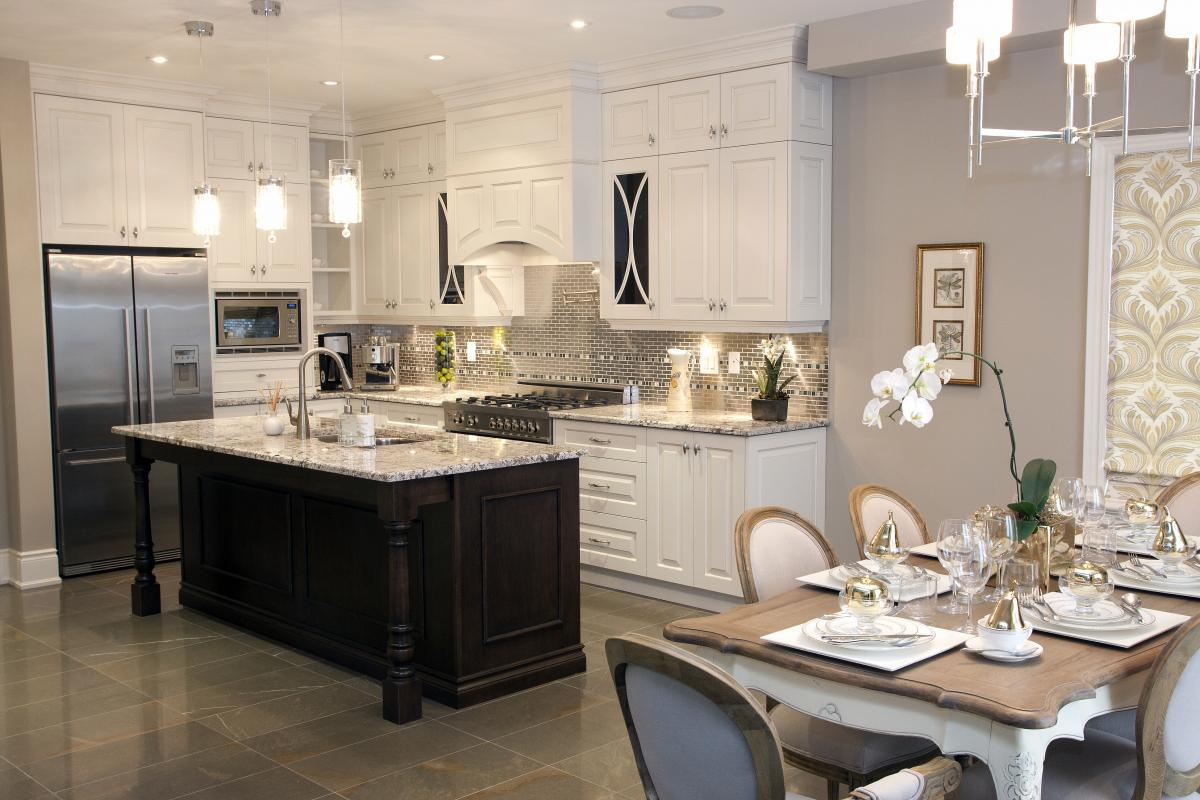 Kitchen Design Cabinets Examples 35 Beautiful Transitional Kitchen Examples For Your