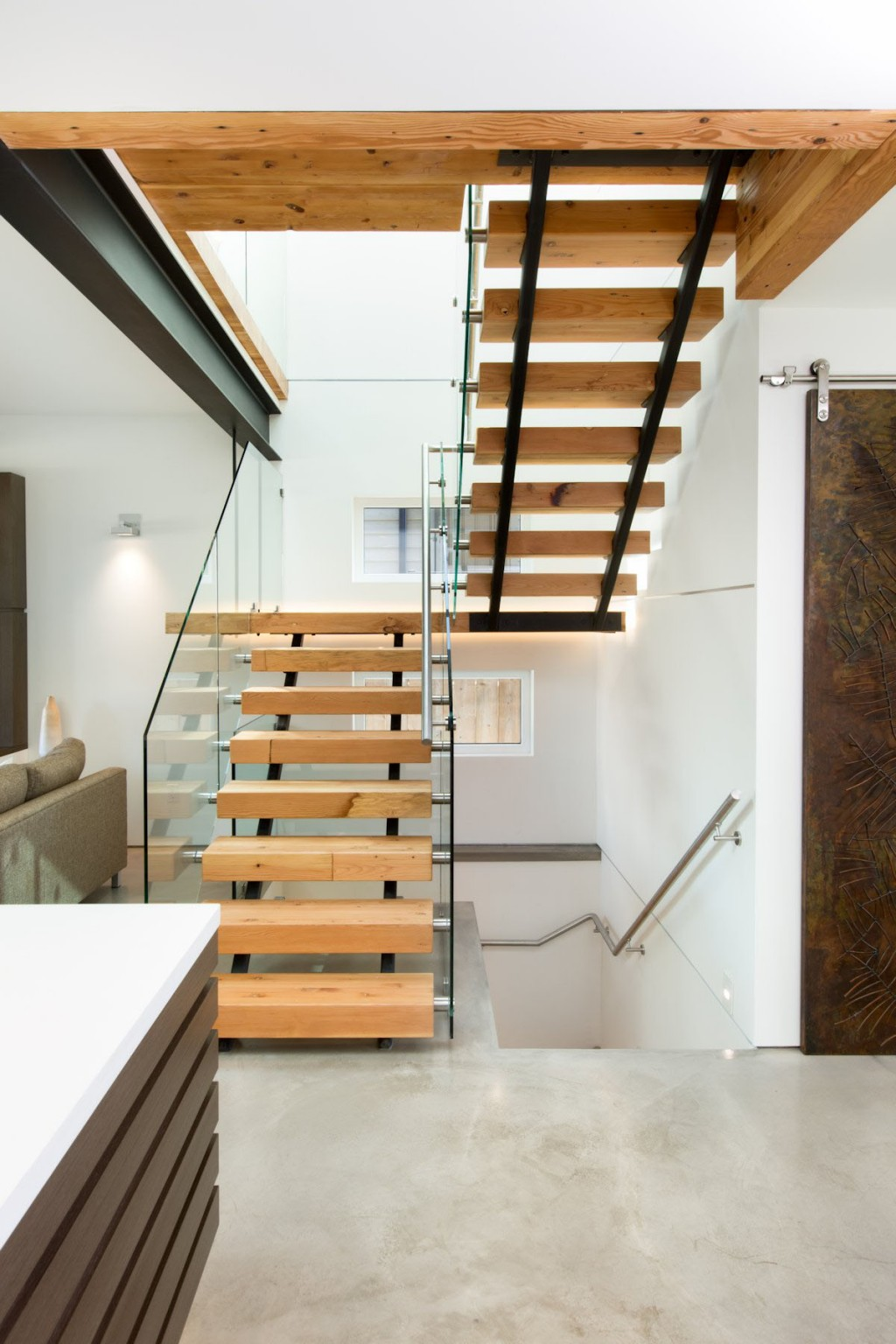 Staircases Contemporary Modern Staircase Collection For Your Inspiration