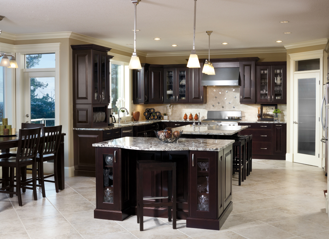 Kitchen Design Ideas Dark Floors 25 Stunning Transitional Kitchen Design Ideas