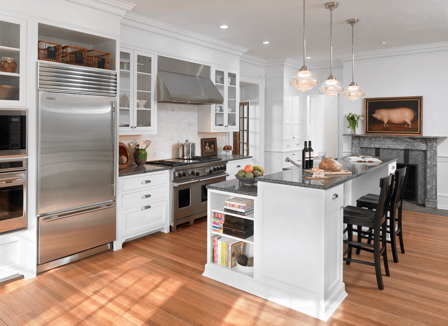 Multi Level Kitchen Island Pictures 30 Attractive Kitchen Island Designs For Remodeling Your
