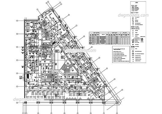 Radiators DWG, free CAD Blocks download