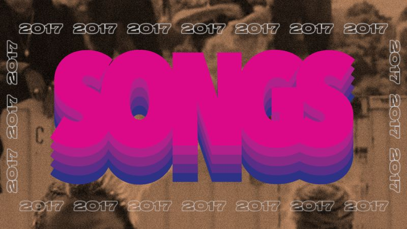 The 100 Best Songs of 2017 Pitchfork
