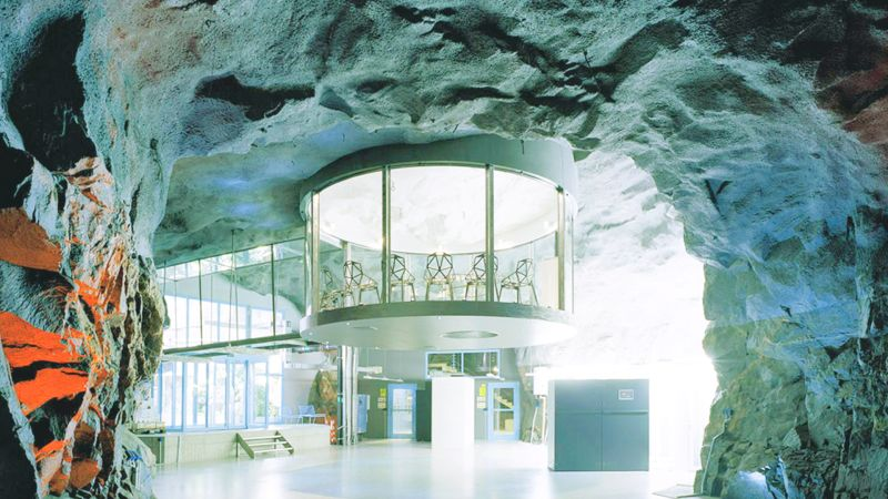 Swiss Watch Watch 7 Of The Most Stunning Underground Structures In The