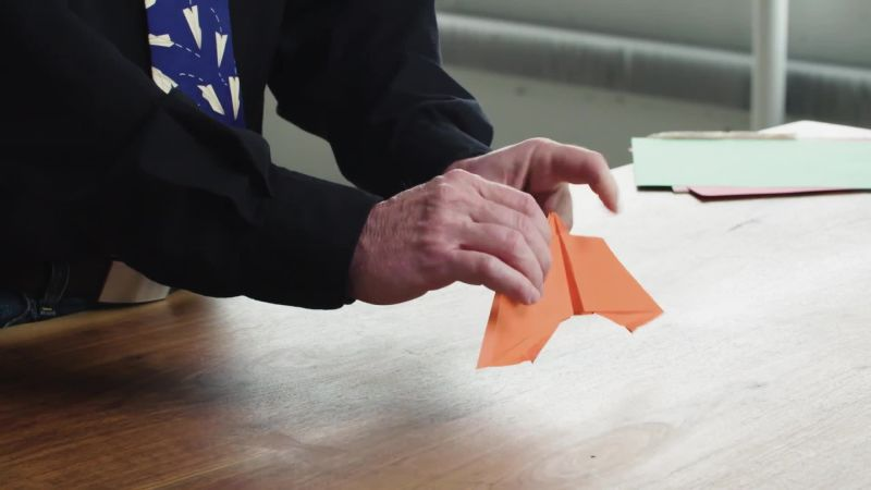 How to Make a Paper Airplane 5 Stunning Methods WIRED