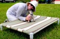 Plans to build Kuranda Dog Bed Instructions PDF Plans