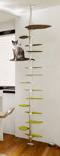 Ikea Cat Tree Diy: Cat Towers From Ikea's Stolmen – Pet Project