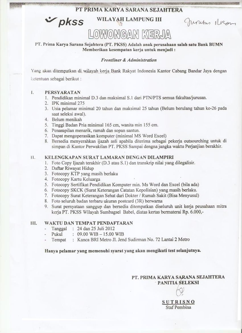 Lowongan Kerja 2013 Wilayah Aceh Lowongan Kerja 2013 Wilayah Aceh Barat2fpage Terbaru Lowongan Kerja 1 Lowongan Kerja Xxi
