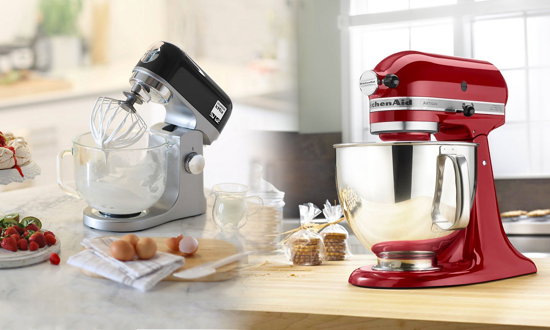 Comparatif Robot Patissier Kenwood Et Kitchenaid New Kenwood And Kitchenaid Mixers Reviewed Which News