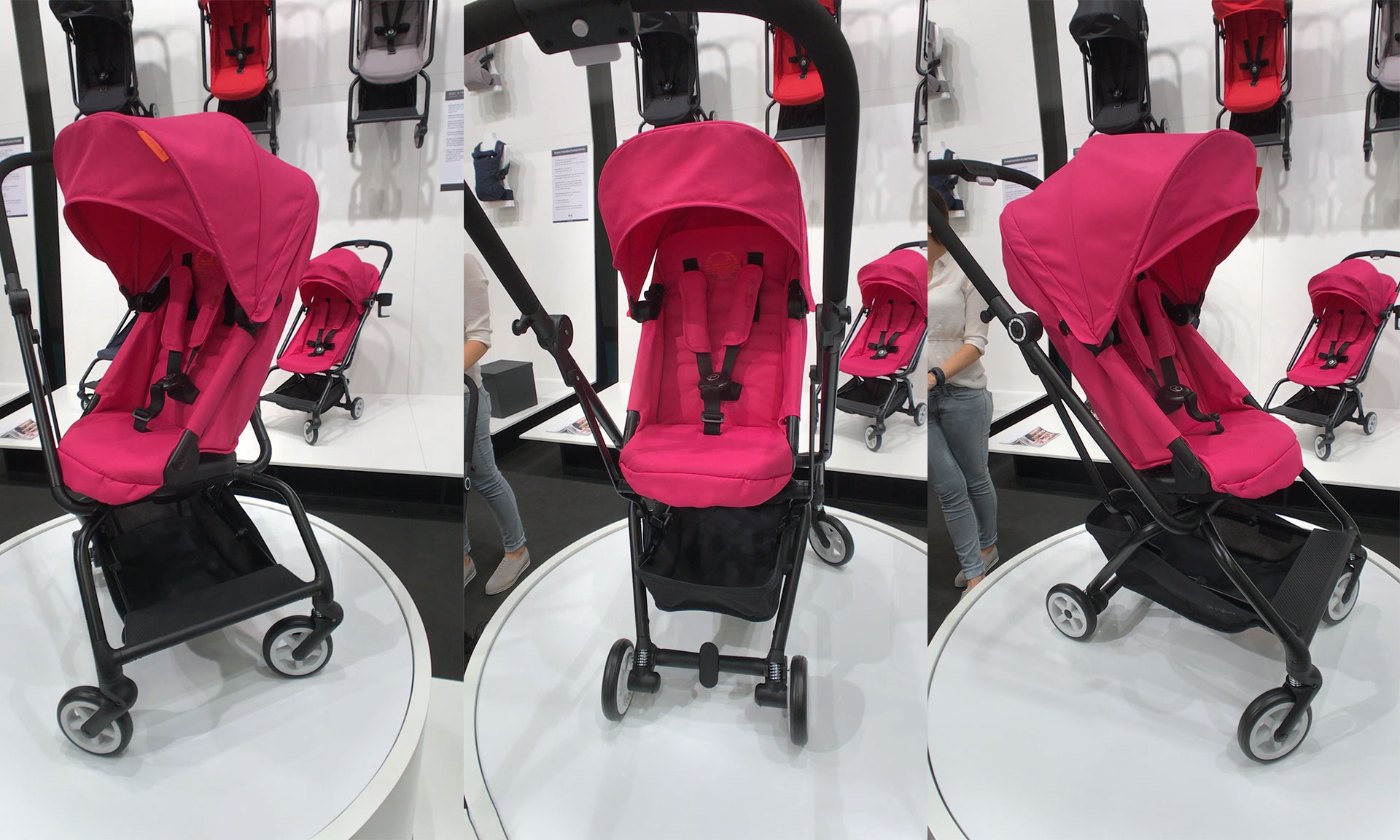 Cybex Stroller Eezy S Twist Cybex Launches New Eezy S Twist Stroller Which News