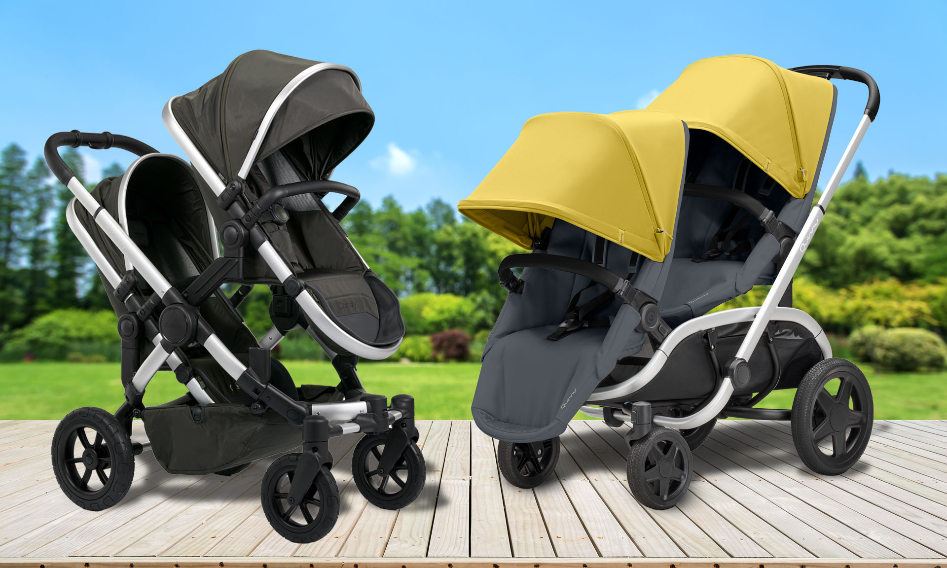 Best Pushchairs Independent Five Convertible Single To Double Pushchairs To Look Out For In