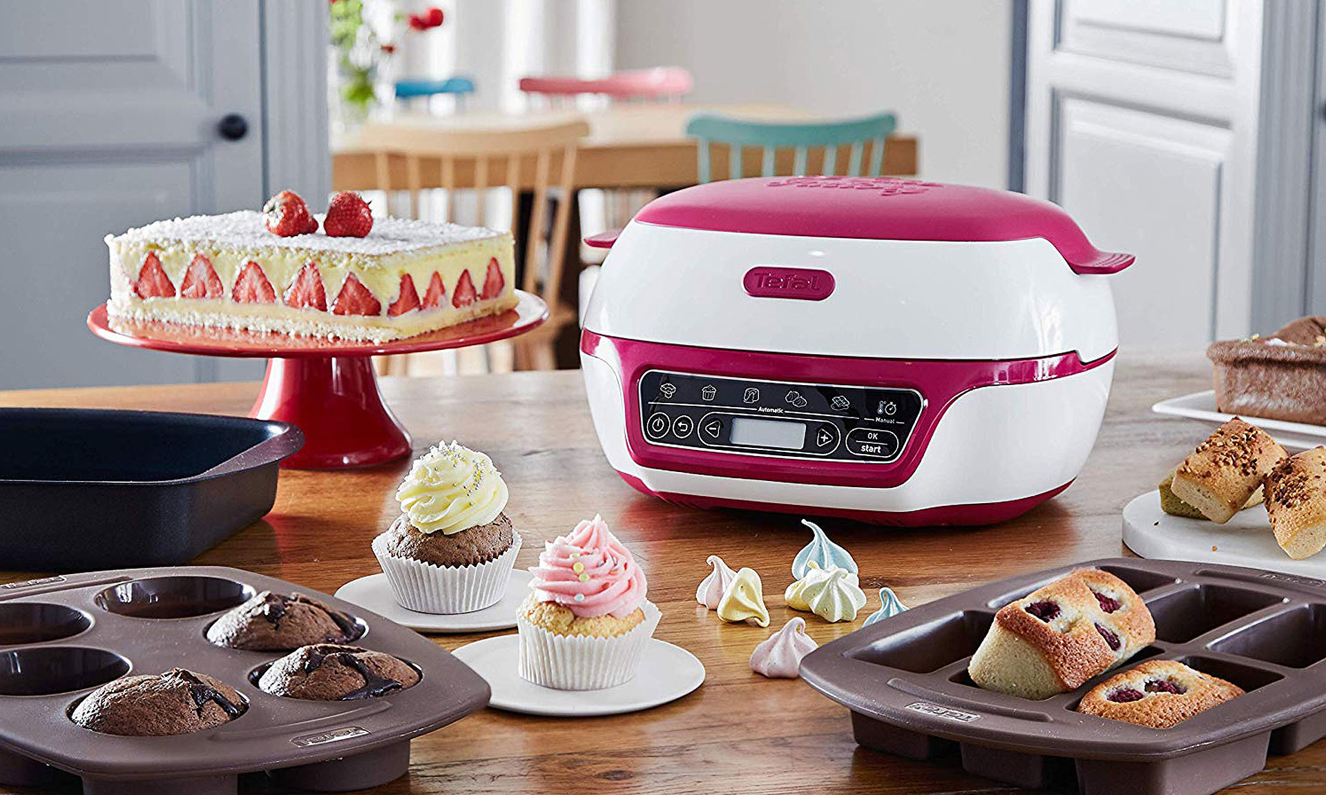 Baking Cakes Tefal Cake Factory Can This Baking Machine Make Perfect Cakes
