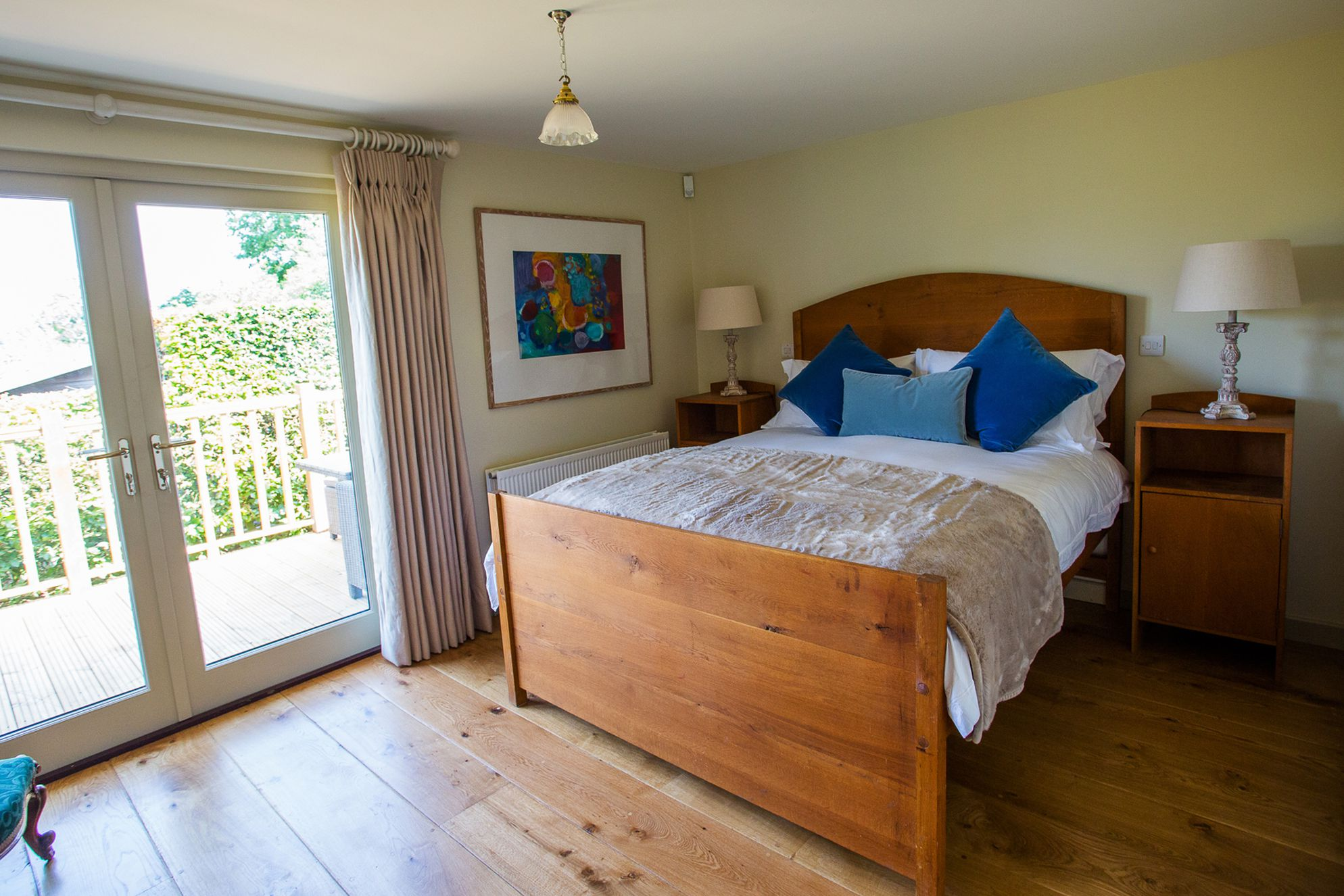 Bed And Breakfast Petersfield Hampshire The Cottage At Lupton House Sawday S