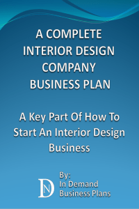 how to start an interior design company ...
