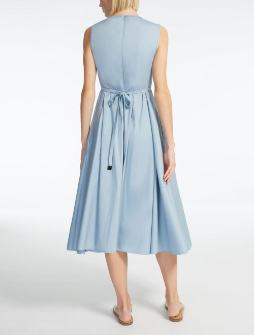 Medium Of Sky Blue Dress