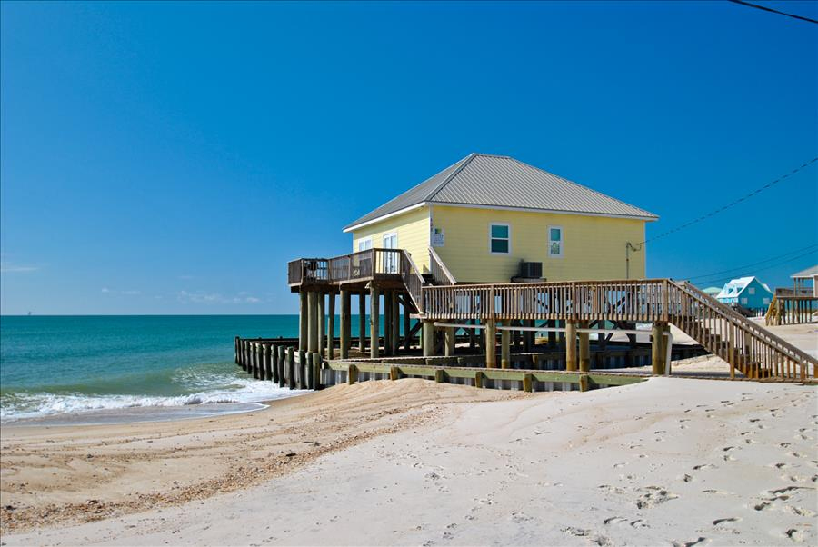 beach house dauphin island