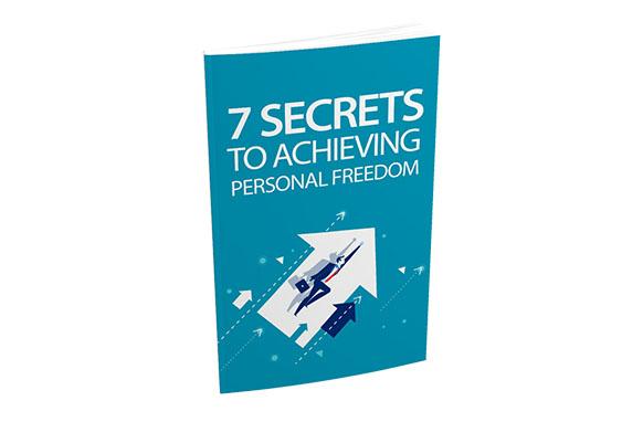 7 Secrets To Achieving Personal Freedom \u2013 PLR Database - personal net