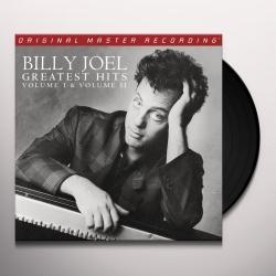 Beautiful Billy Joel Est Hits Volume I Volume Ii Vinyl Record Billy Joel Album Covers Glass Houses Billy Joel Attila Album Cover