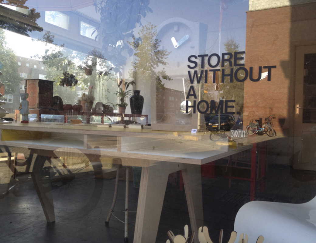 Store Without A Home Citylikeyou Store Without A Home Amsterdam By Kim Boske