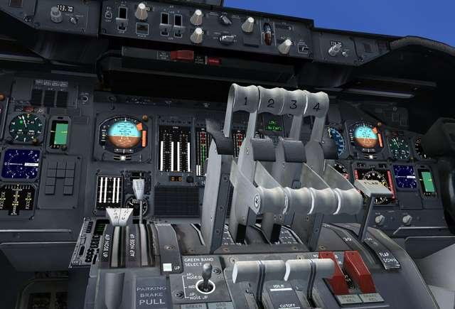 Fsx Wallpaper Hd Just Flight 747 200 300 Hd Fsx