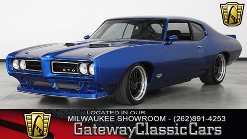 Used 1969 Pontiac Le Mans For Sale - Carsforsale®