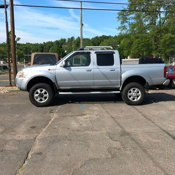 2003 Nissan Frontier 4dr Crew Cab SC-V6 4WD SB In Southwick MA