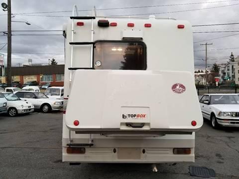 1992 Toyota Hiace Truck Camping 4X4 Diesel Tom Boy In Seattle WA