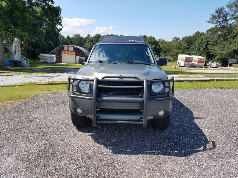 2003 Nissan Xterra 4dr SE Supercharged 4WD SUV In Spartanburg SC