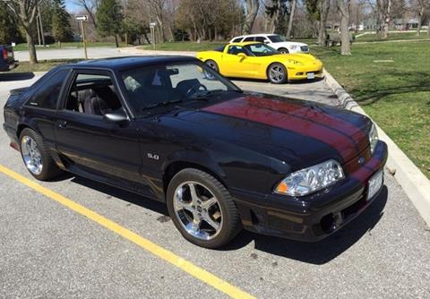 Used 1992 Ford Mustang For Sale - Carsforsale®
