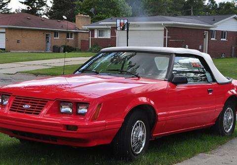 Used 1983 Ford Mustang For Sale - Carsforsale®