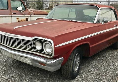 Used 1964 Chevrolet Impala For Sale - Carsforsale®