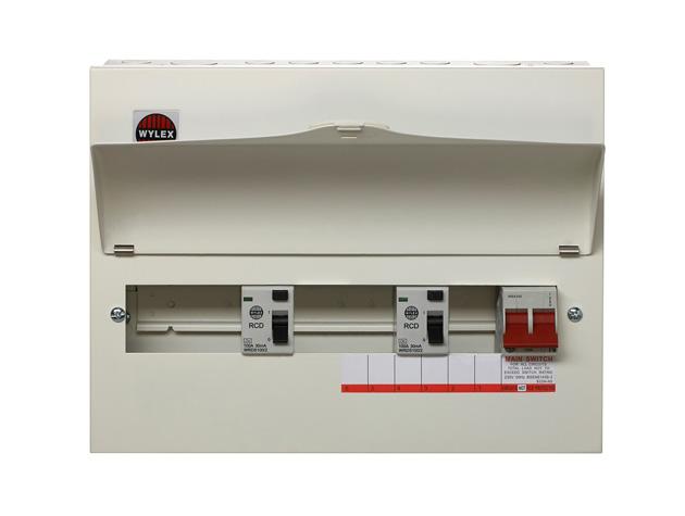 Wylex Fuse Box Recall Wiring Diagram
