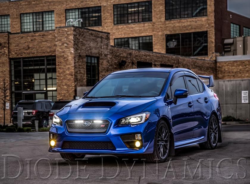 Top 2015-2017 Subaru WRX/STi Lighting Mods Diode Dynamics