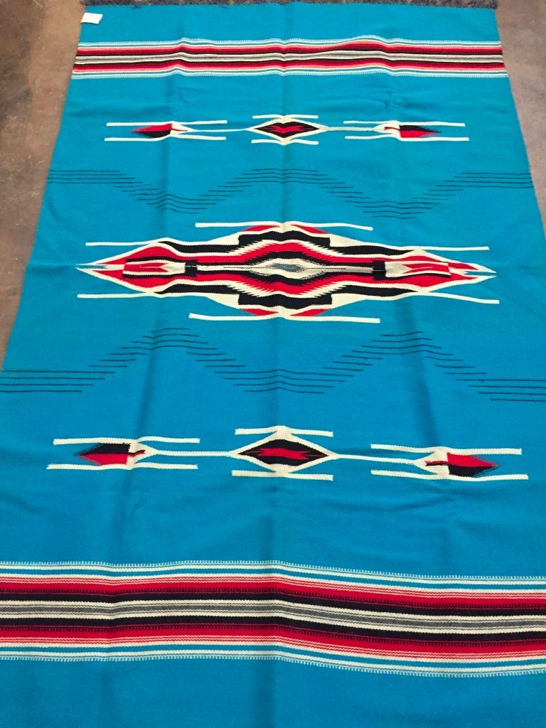 Camp Blankets Vintage Chimayo And Camp Blankets