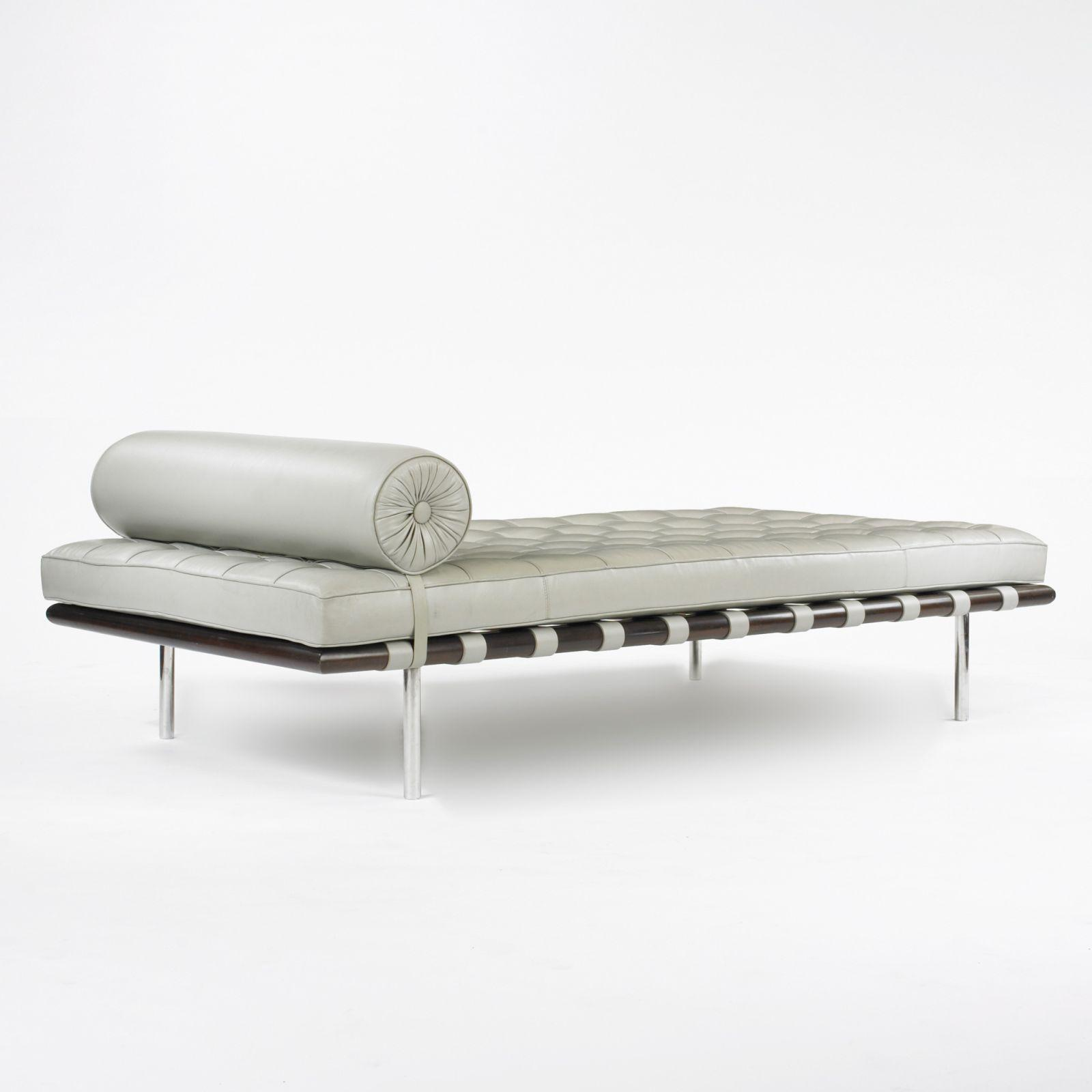 Barcelona Daybed Ludwig Mies Van Der Rohe Barcelona Daybed