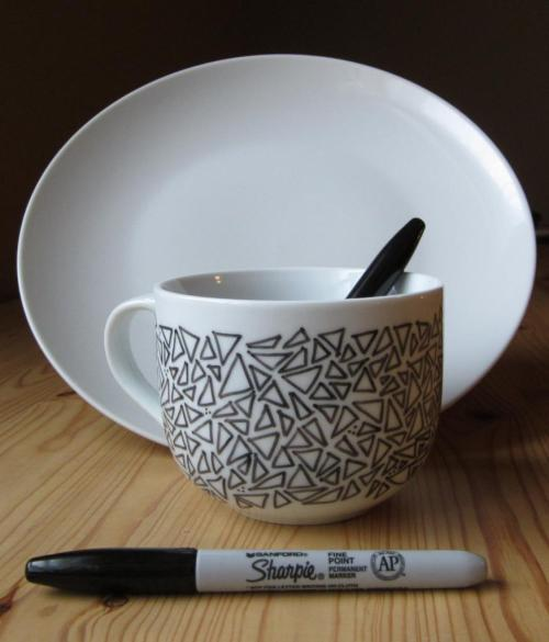 Medium Of Coffee Cup Design Ideas