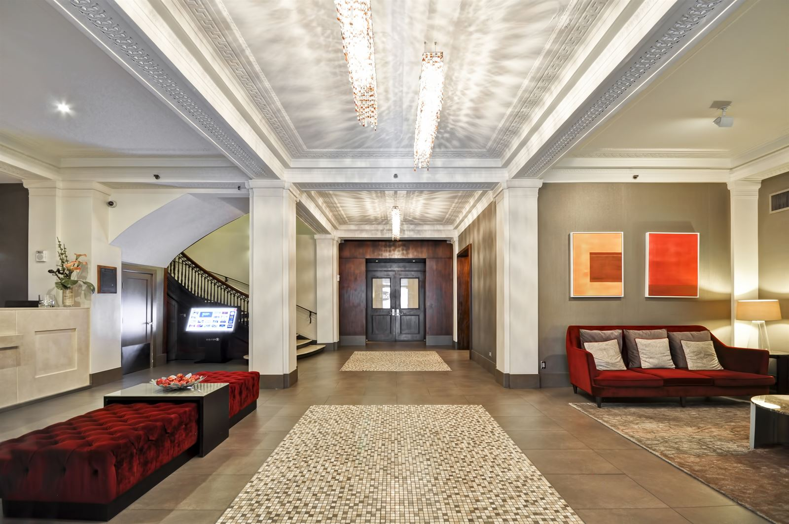 Hotel Design Ny Luxury Boutique Hotel In Midtown Manhattan The Dylan Hotel Nyc