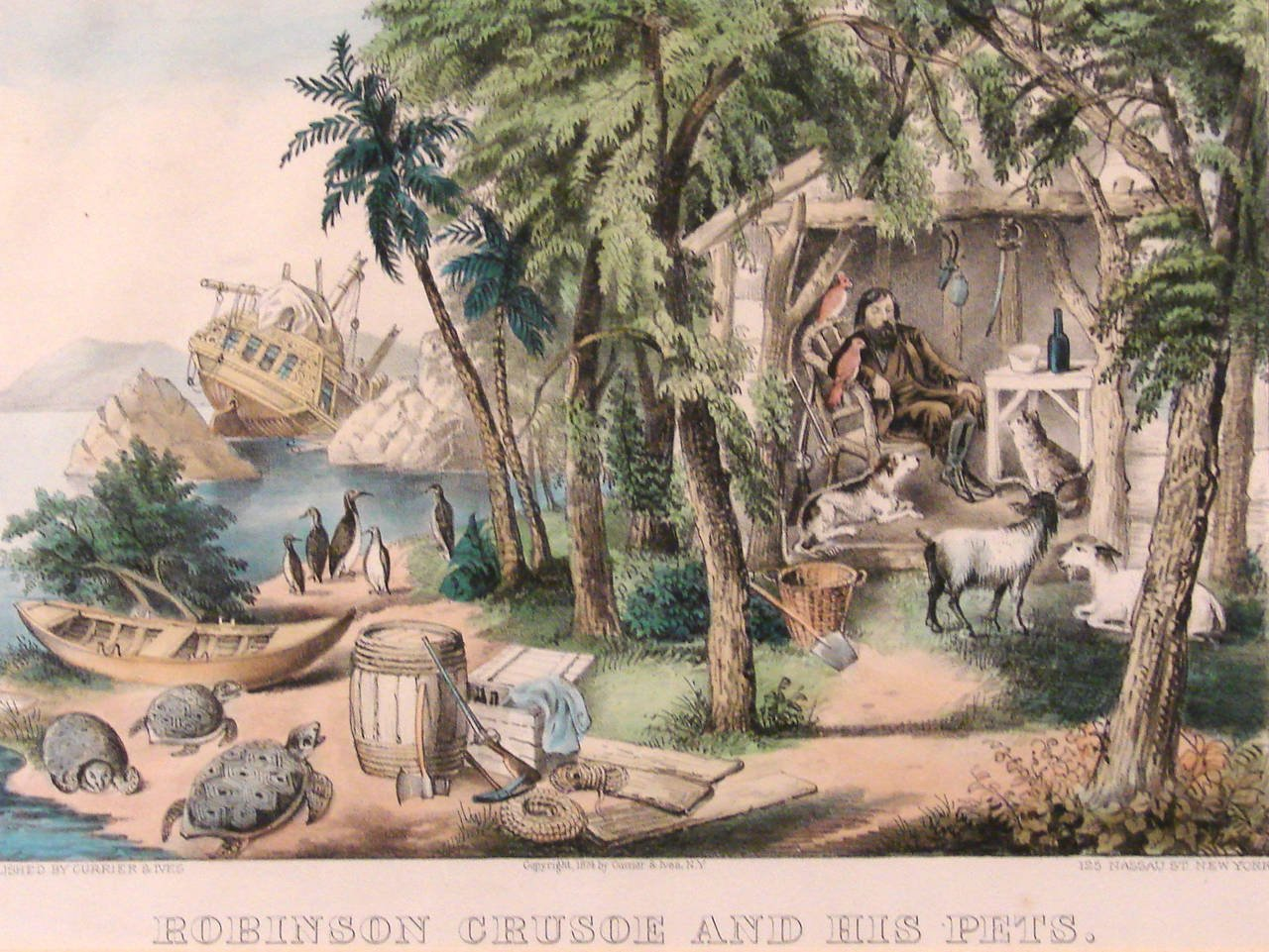Robinson Crusoe Research Into Robinson Crusoe Dylan Wert Graphics
