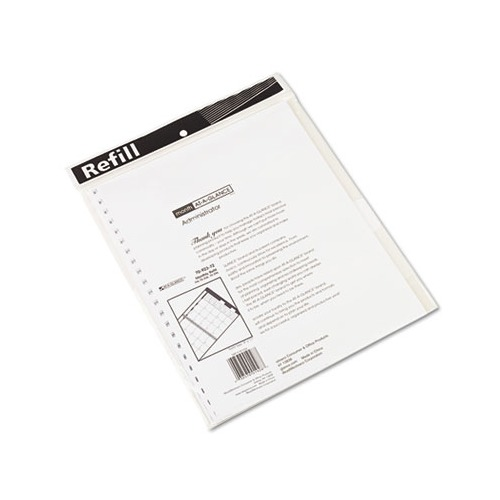 At-a-Glance Appointment Book Refill For Three- Or Five-Year Planner