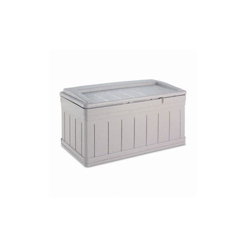 Suncast Storage Bench Deck Box Suadb9750 Free Shipping