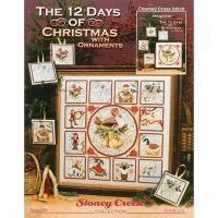12 Days Of Christmas Ornaments - Christmas Tree Ornament ...