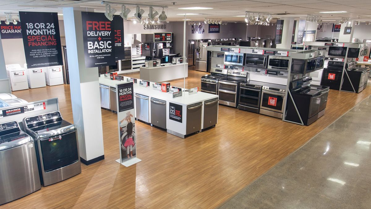 Jcpenney Is Ditching Appliances And Most Furniture From Its Stores Cnn