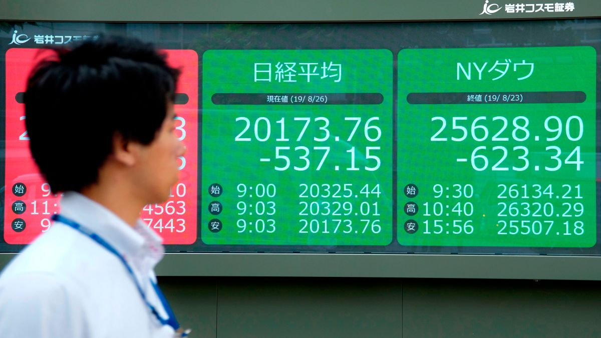Asian Stock Markets Live Update Asian Market Latest Markets Move Higher As Trump And China