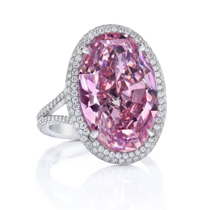 Remarkable colored diamonds at auction Style